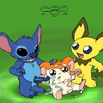 lilo stitch experiment 420 and Star wars rebels