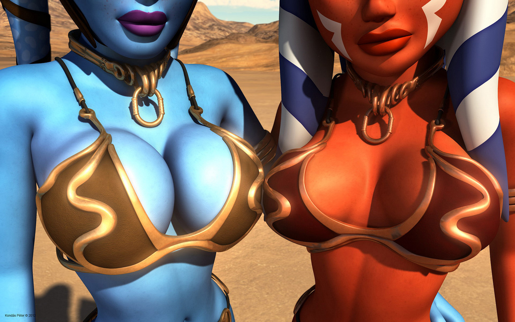 star twi slave girl lek wars Can you be a ghoul in fallout 4