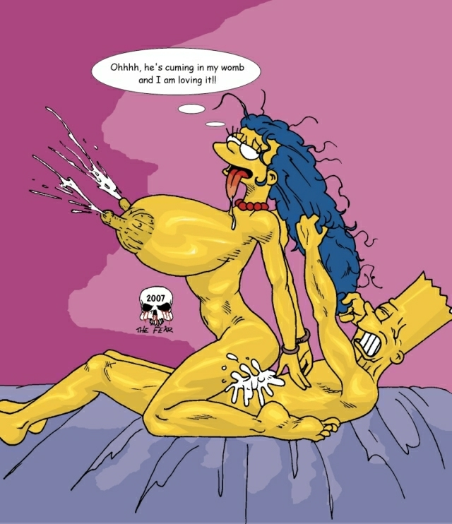and the fear marge bart imagefap Candace from phineas and ferb nude