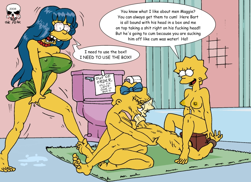 and the bart imagefap marge fear My time at portia nora