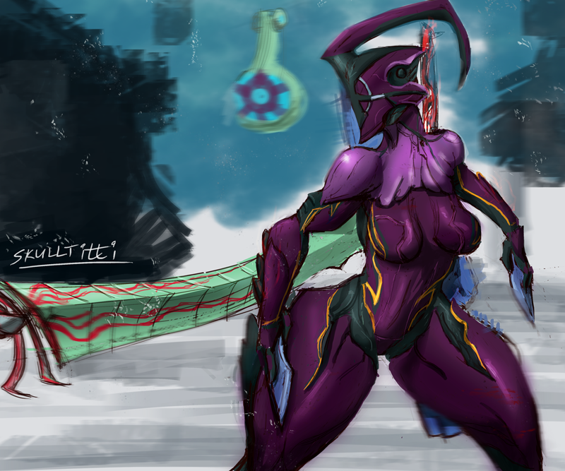 warframe to trinity get where The witch and the hundred knight hentai