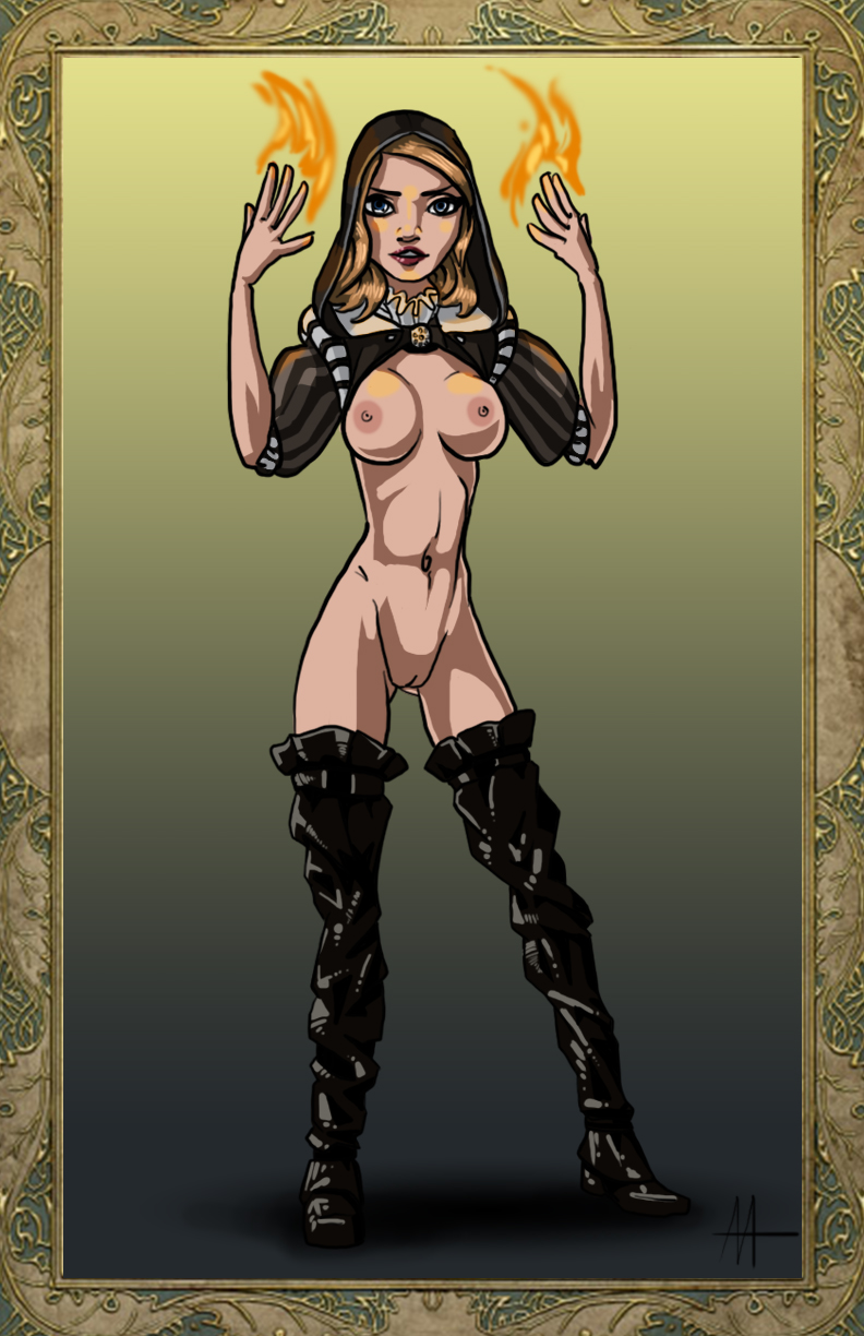 what crones witcher 3 are the Batman arkham city harley quinn naked