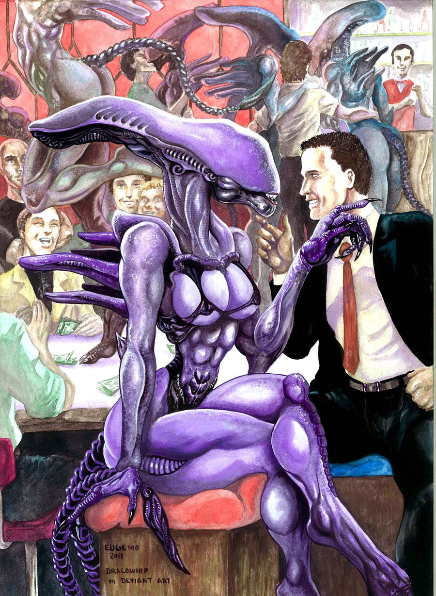 male reader xenomorph x female fanfiction You can spank it once meme