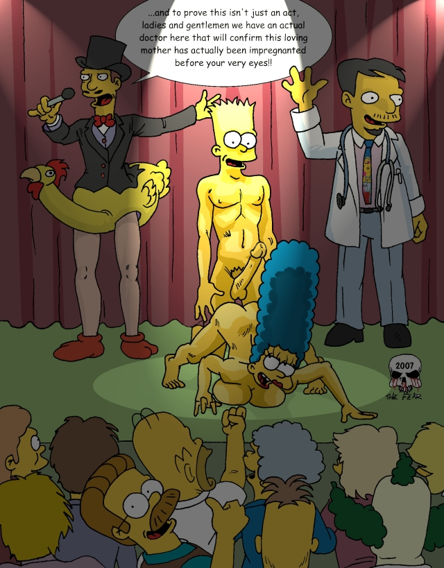 the bart fear and imagefap marge How old is kale dbs