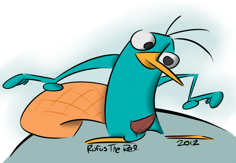 the perry platypus The shadow of light furry comic