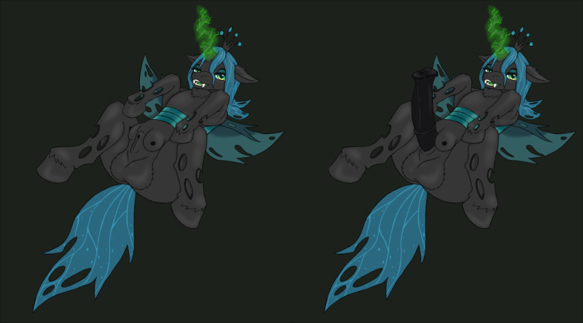 from pony chrysalis little queen my Koiito kinenbi, the animation