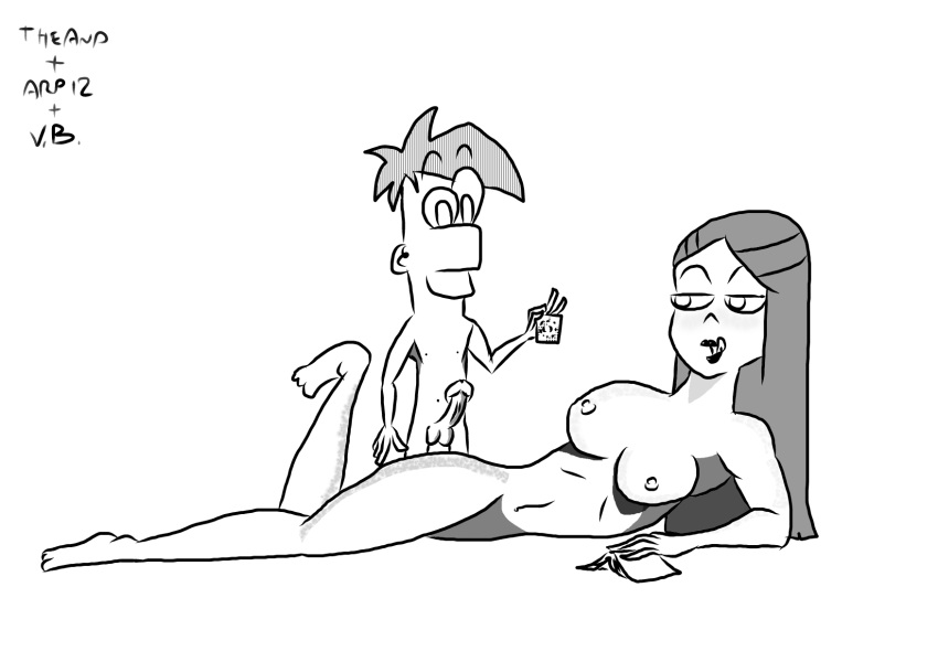 ferb nude phineas and vanessa Final fantasy 13 nude mod