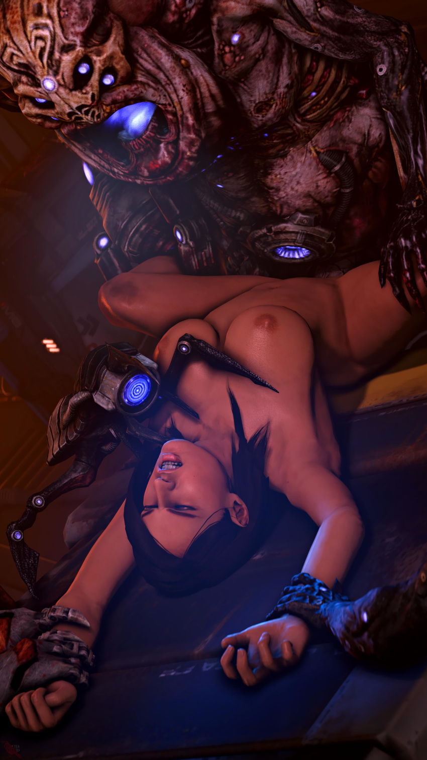 female effect porn mass shepard Bigfoot is real and he tried to eat my ass hat