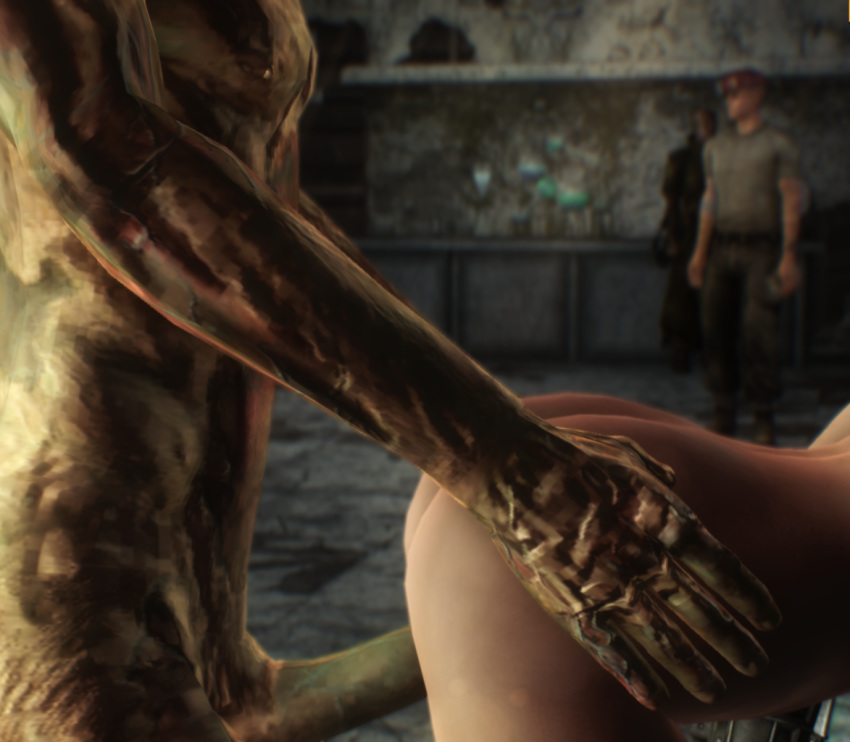 rex get vegas to in fallout how new Konstantin rise of the tomb raider
