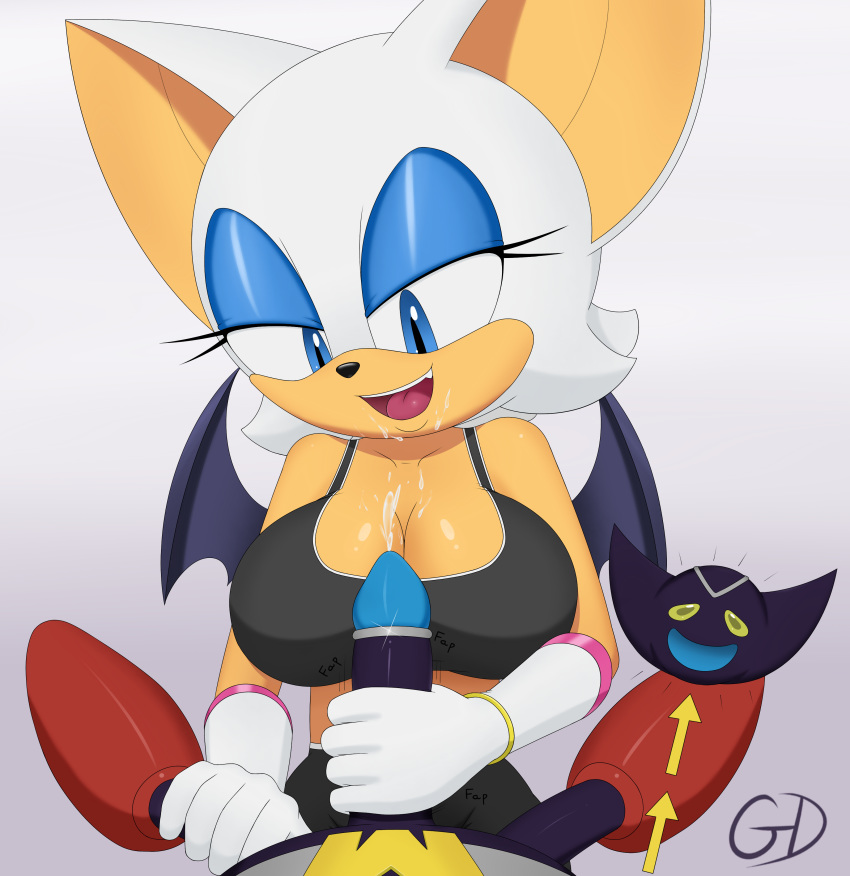 the of rouge bat pics Animated league of legends porn