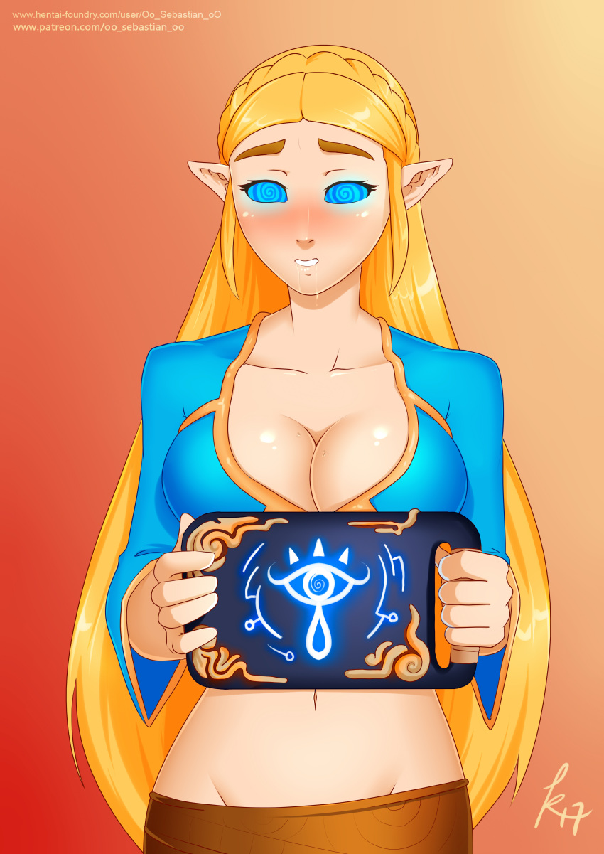 of porn breath wild the gerudo Sonic project x love disaster